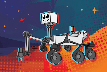 Grand Isle Student Named Finalist in NASA's Mars 2020 Rover Naming Contest