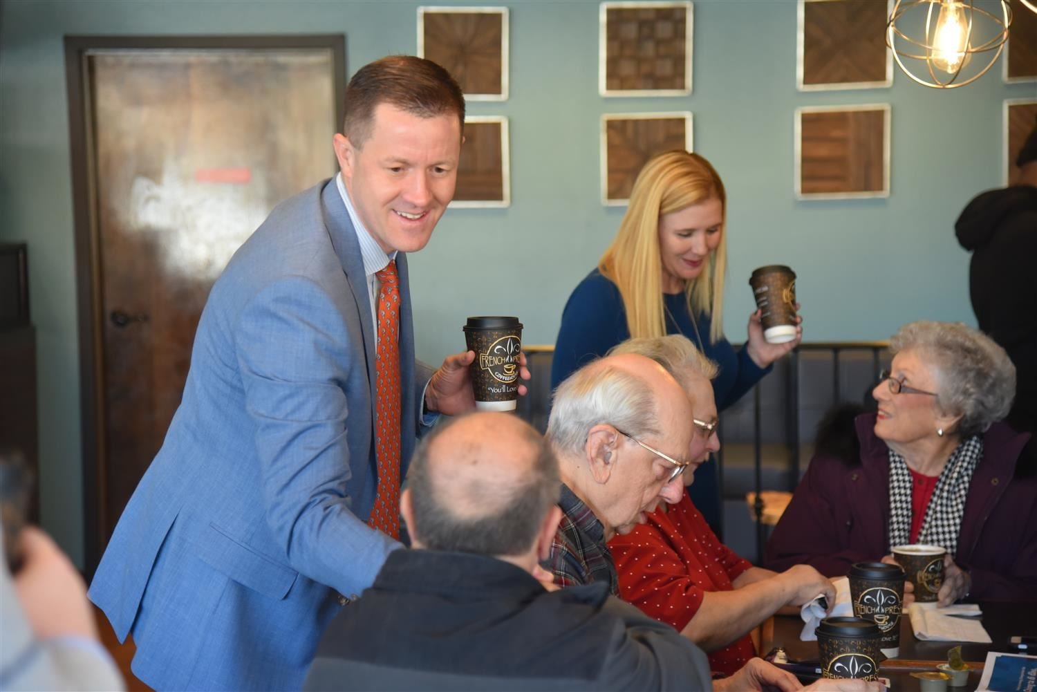 JP Schools Superintendent Hosts Coffee Chat October 17 in Marrero