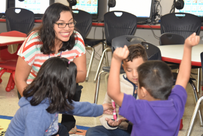 Learn about Our Dual Language Program
