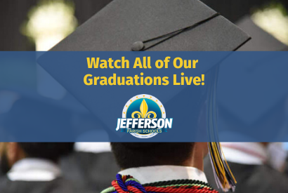 Watch All 2019-20 Graduations Live!
