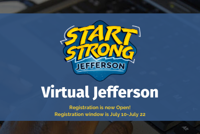 Register Now for Virtual Jefferson