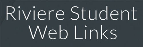 Riviere Student Web Links